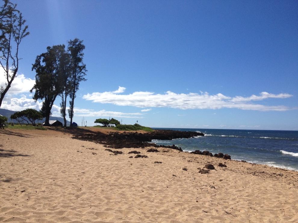 Kaiaka Bay   Photo by Jen Ozawa