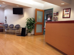 Radiation Waiting Room